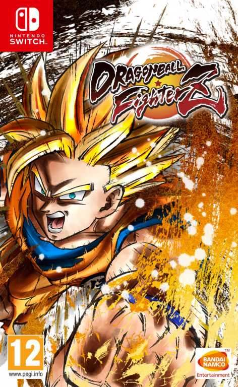 Cenega Dragon Ball Fighter Z