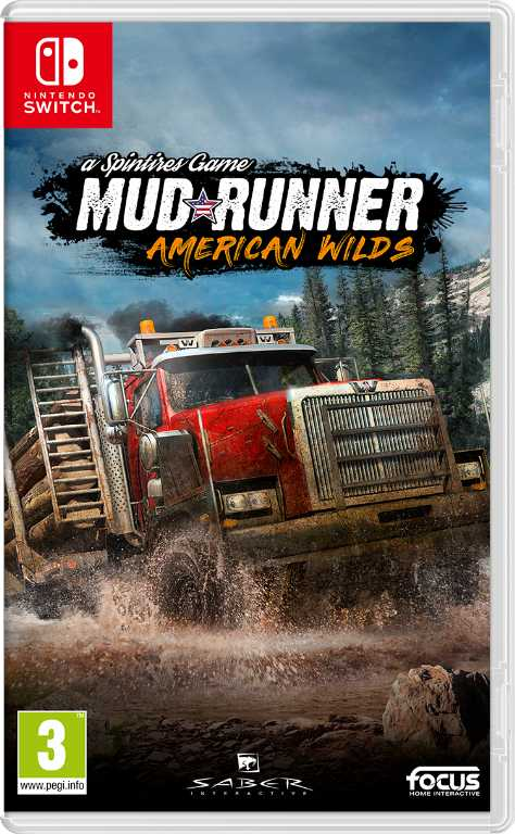 Cenega Spintires: Mud Runner American Wilds