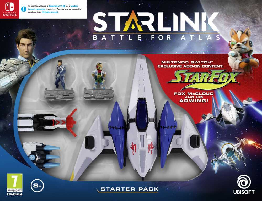 Ubisoft Starlink: Battle for Atlas (Pakiet startowy)
