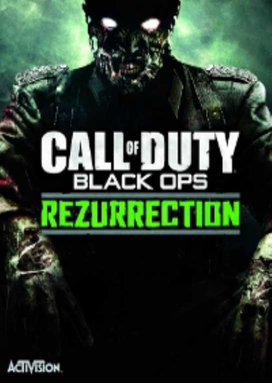 Muve Call of Duty: Black Ops Rezurrection Kod aktywacyjny