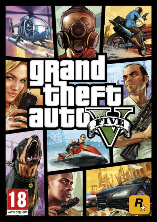 Muve Grand Theft Auto V + Great White Shark Card Kod aktywacyjny