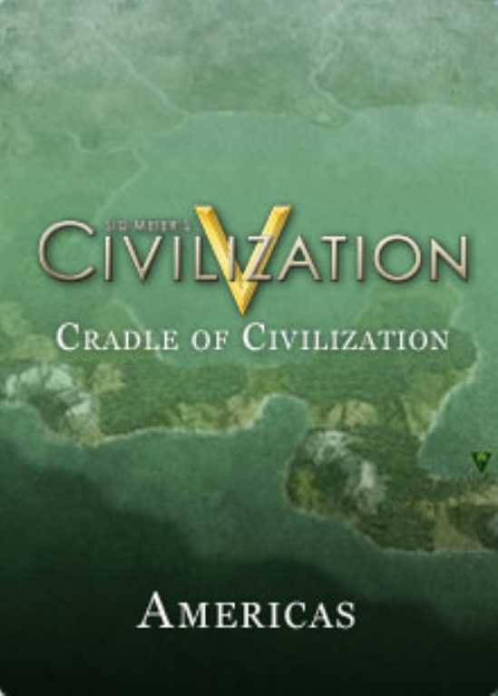 Muve Sid Meier's Civilization V Cradle of Civilization - The Americas Kod aktywacyjny