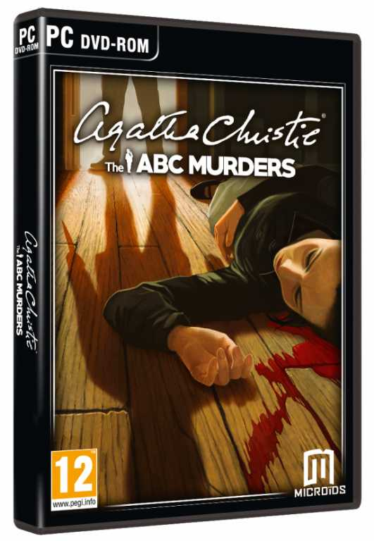 Cdp ABC Murders Gra PC