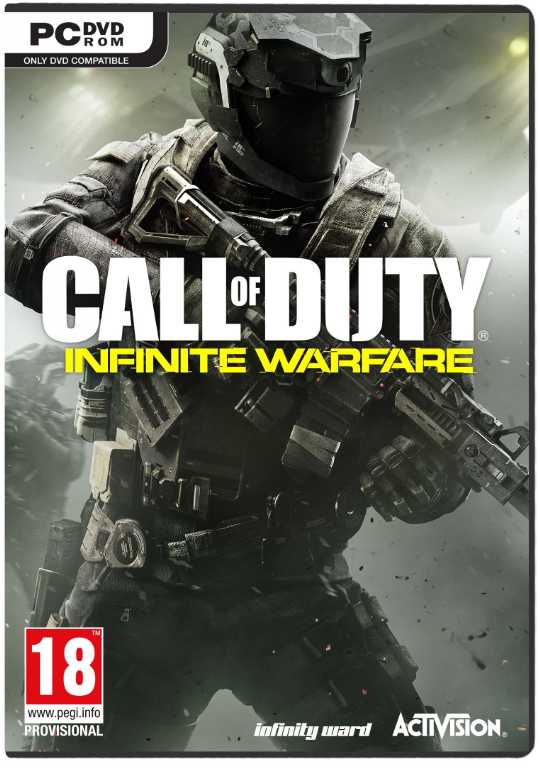 Cdp CALL OF DUTY: INFINITE WARFARE Gra PC