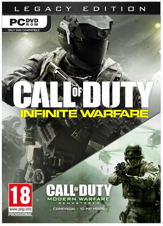 Cdp CALL OF DUTY: INFINITE WARFARE LEGACY Gra PC