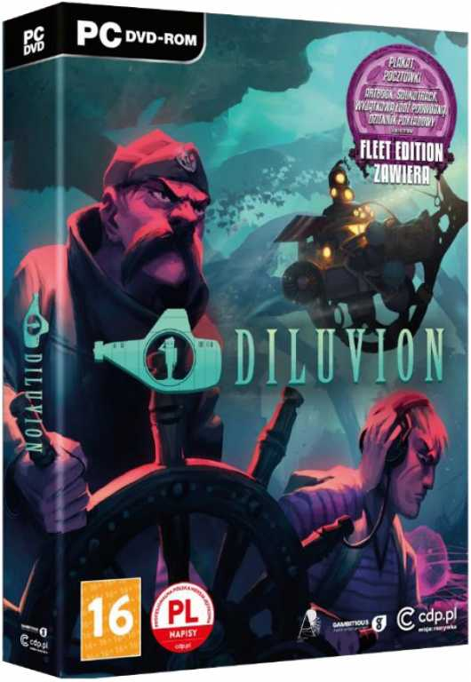 Cdp Diluvion - Fleet Edition Gra PC