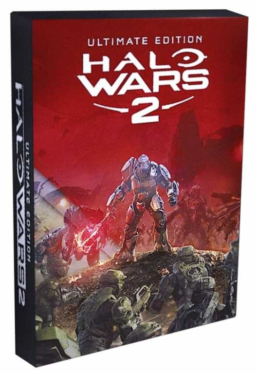 Cdp Halo Wars 2 (Ultimate Edition) Gra PC