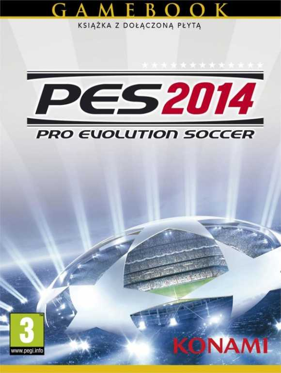 Cdp PRO EVOLUTION SOCCER 2014 GAMEBOOK Gra PC