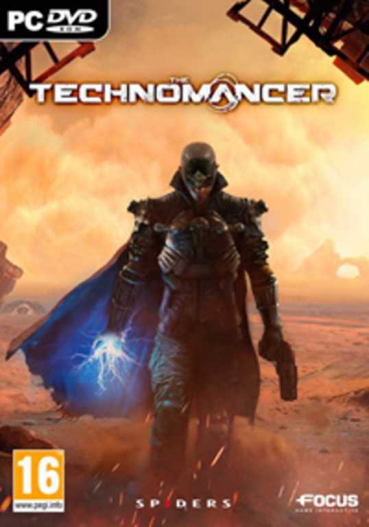 Cdp TECHNOMANCER Gra PC
