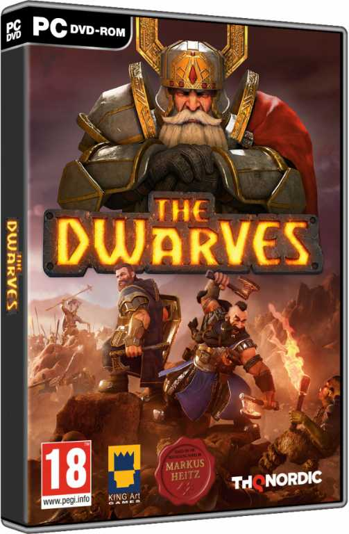 Cdp The Dwarves Gra PC