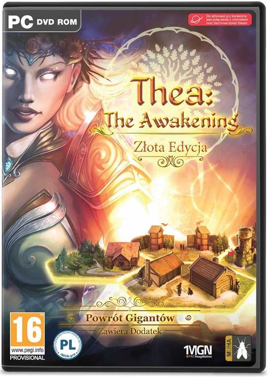 Cdp THEA THE AWAKENING Gra PC