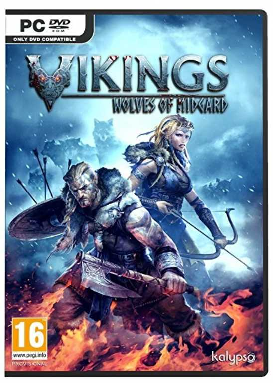 Cdp Vikings: Wolves of Midgard Gra PC