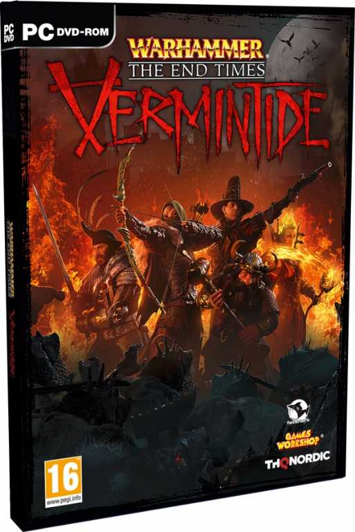 Cdp Warhammer: End Times Vermintide Gold Gra PC
