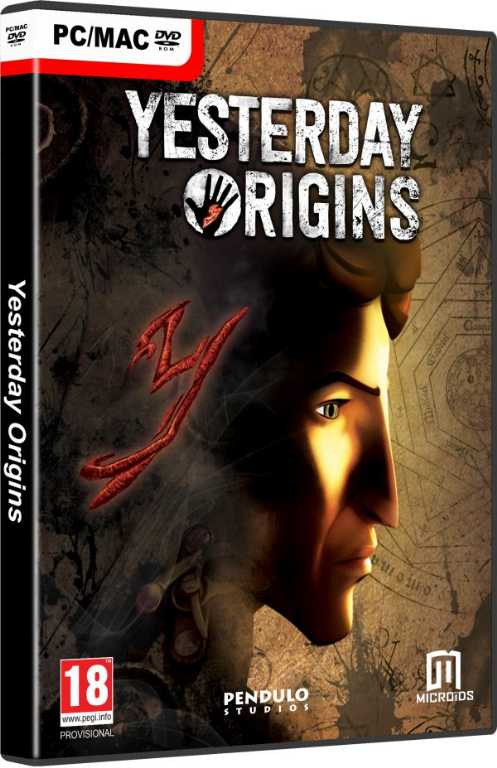 Cdp Yesterday Origins Gra PC