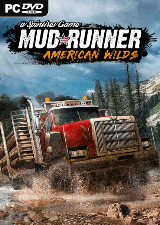 Cdp.pl Spintires: MudRunner American Wilds Edition Gra PC