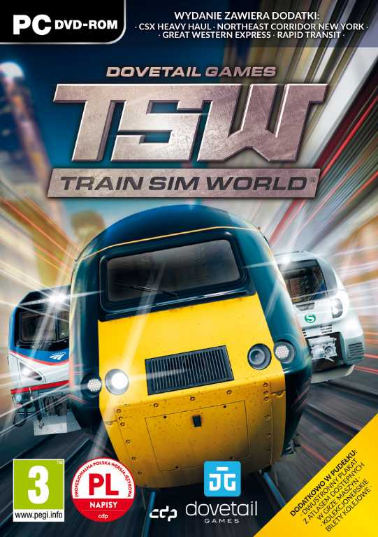 Cdp.pl Train Sim World Gra PC