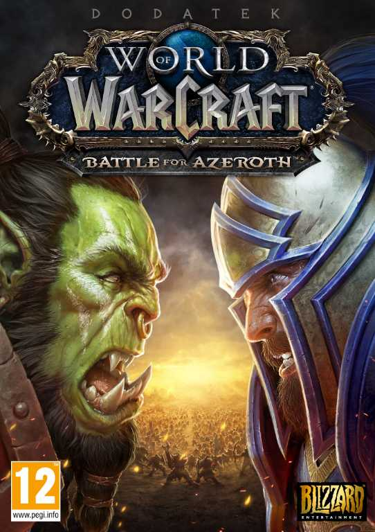 Cdp.pl World Of Warcraft: Battle For Azeroth Gra PC