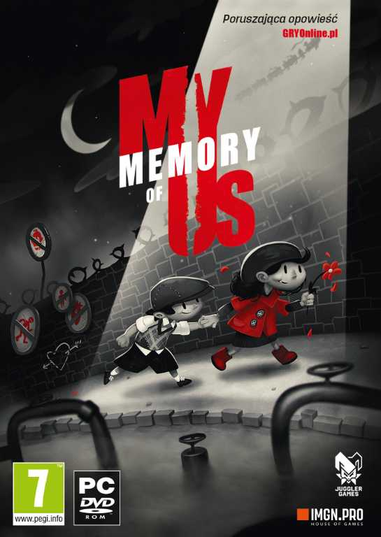 Cenega My Memory of Us Gra PC