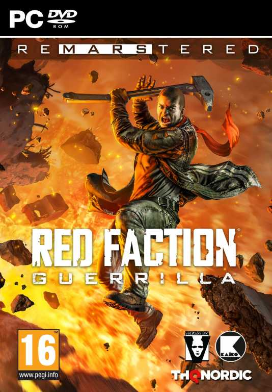Cenega Red Faction Guerrilla: Re-Mars-Tered Edition Gra PC