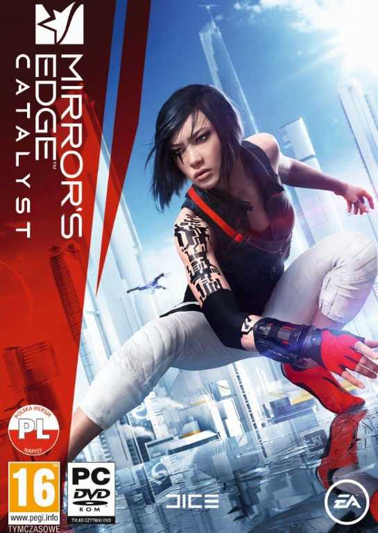 Ea MIRRORS EDGE CATALYST Gra PC