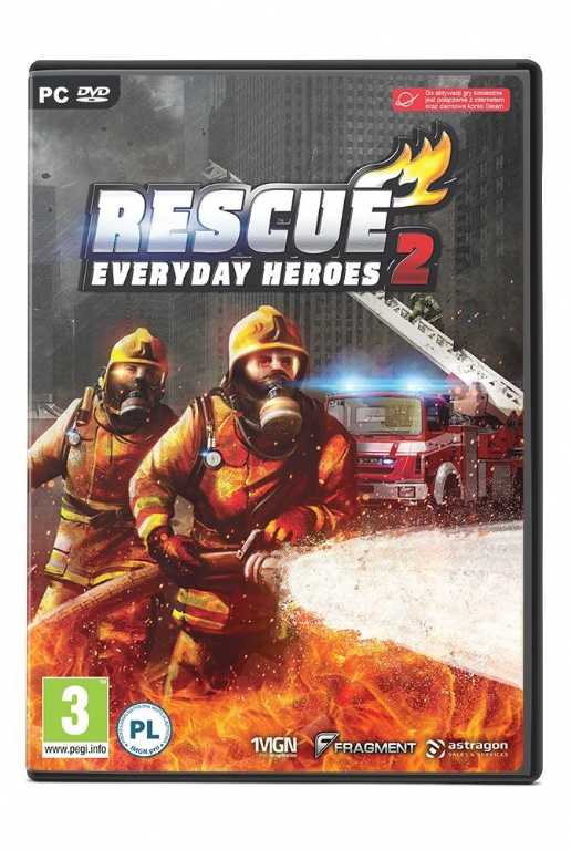 Pc factory s.a. RESCUE 2: EVERYDAY HEROES Gra PC