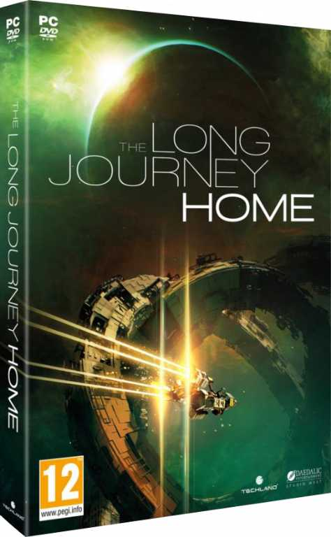 Techland The Long Journey Home Gra PC
