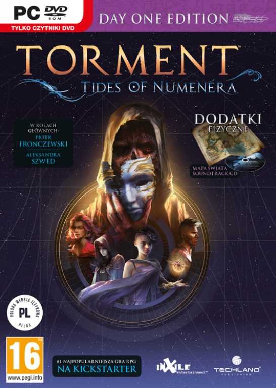 Techland Torment: Tides of Numenera Edycja Day One Gra PC