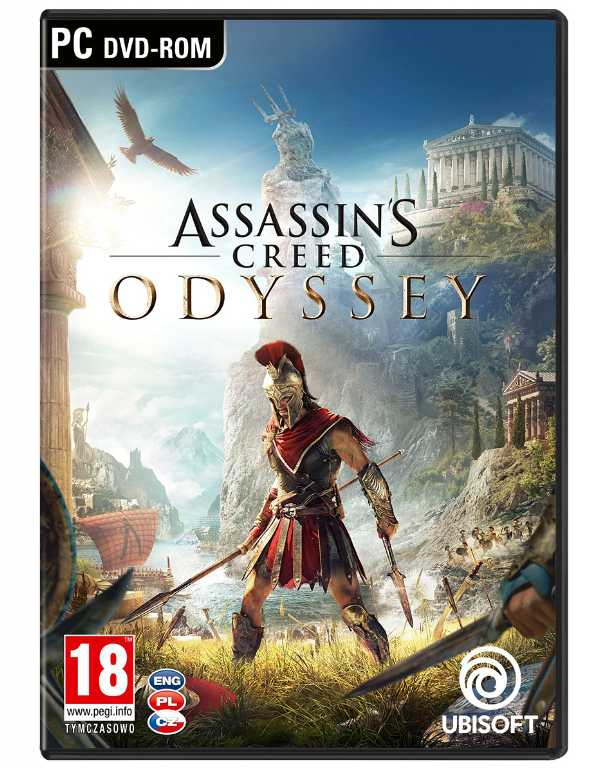 Ubisoft Assassin's Creed: Odyssey Gra PC