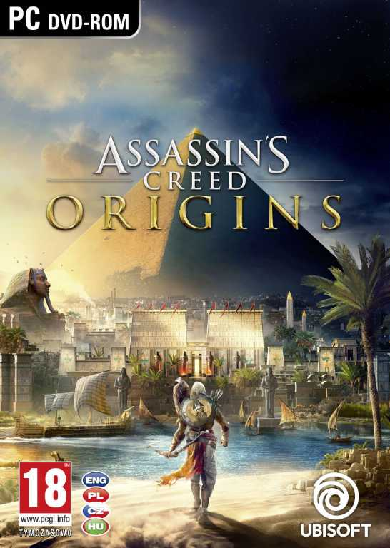 Ubisoft Assassin's Creed: Origins Gra PC