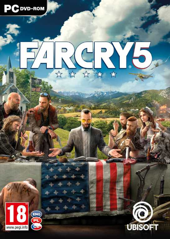 Ubisoft Far Cry 5 Gra PC