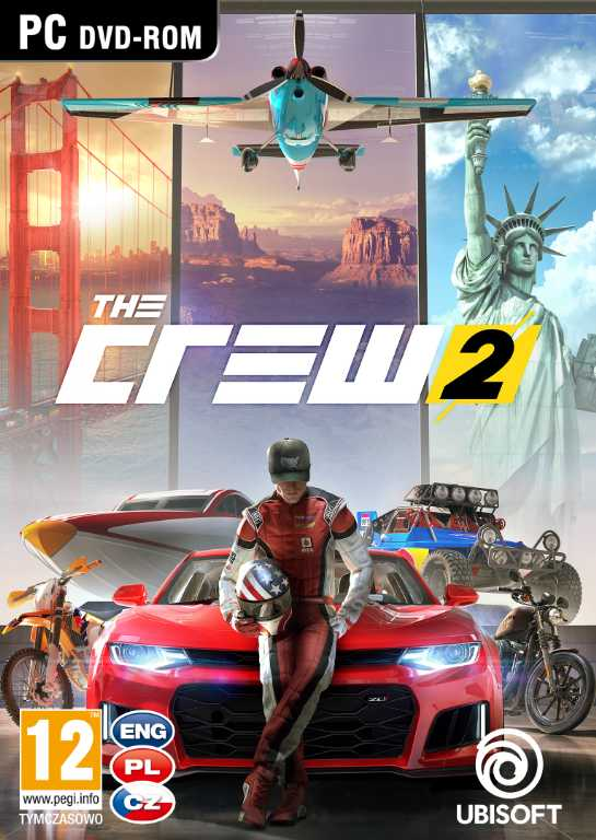 Ubisoft The Crew 2 Gra PC