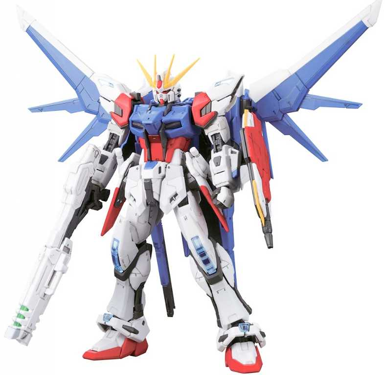 Bandai RG 1/144 Build Strike Gundam