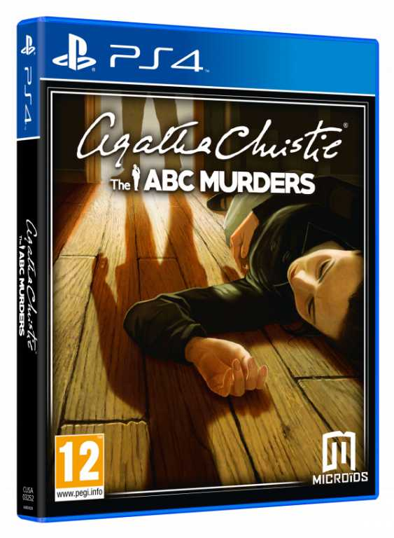 Cdp The ABC Murders Gra PS4