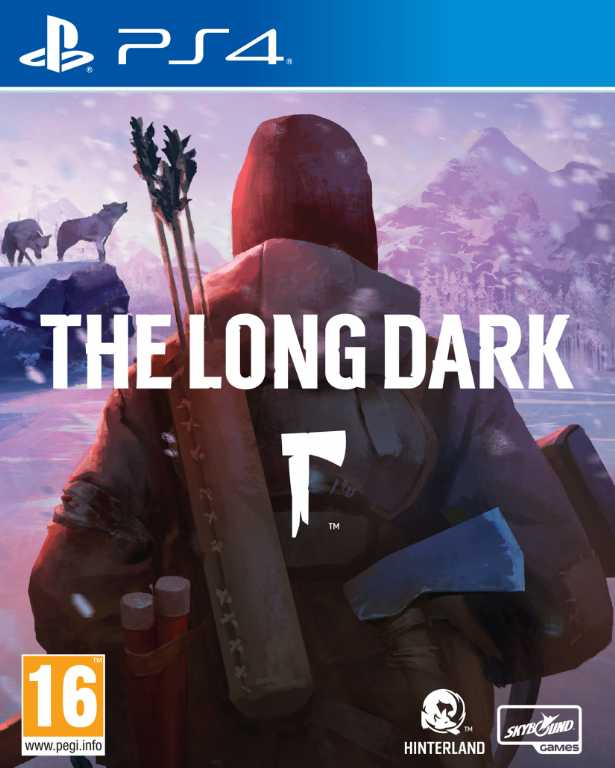 Cdp.pl The Long Dark Gra PS4
