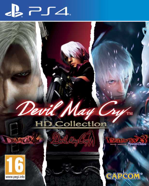 Cenega Devil May Cry: HD Collection Gra PS4