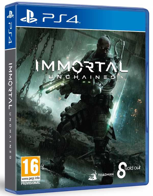 Cenega Immortal: Unchained Gra PS4