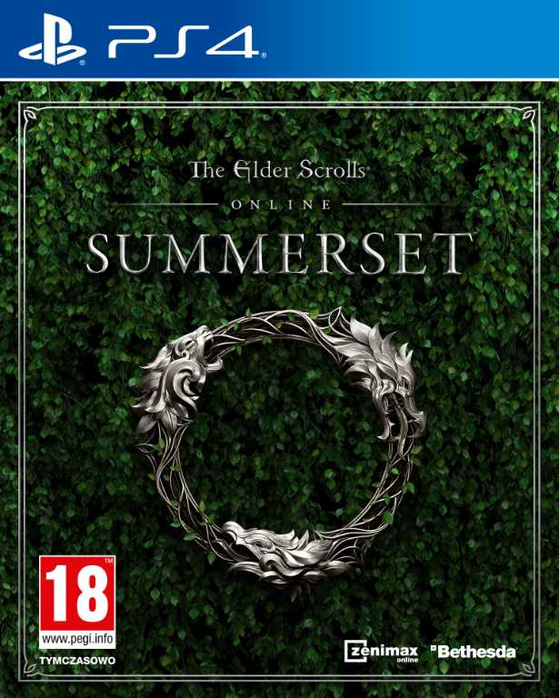 Cenega The Elder Scrolls Online: Summerset Gra PS4