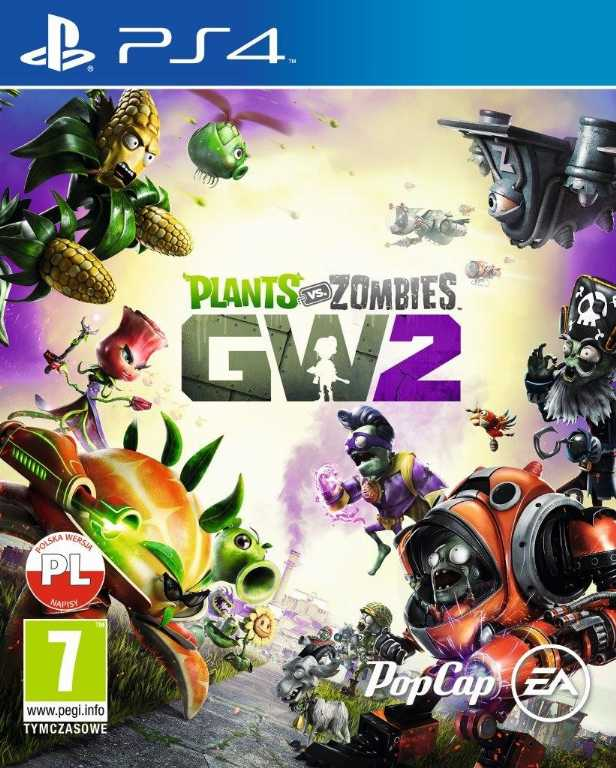 Ea PLANTS VS. ZOMBIES GARDEN WARFARE 2 PL Gra PS4