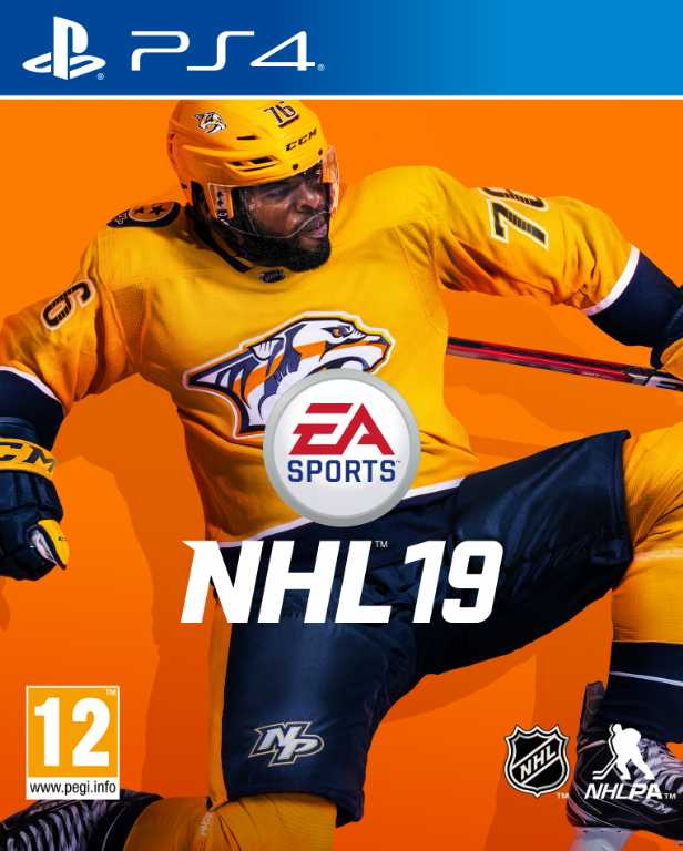 Electronic arts NHL 19 Gra PS4