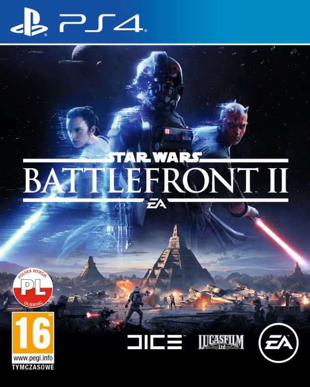 Electronic arts Star Wars: Battlefront II Gra PS4