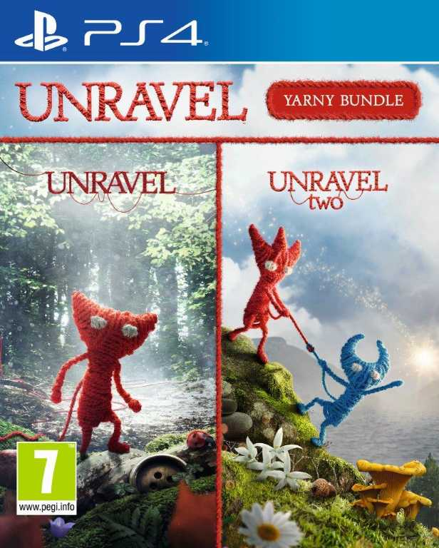 Electronic arts Unravel 1 + 2 Gra PS4