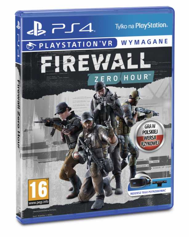 Sony Firewall: Zero Hour Gra PS4