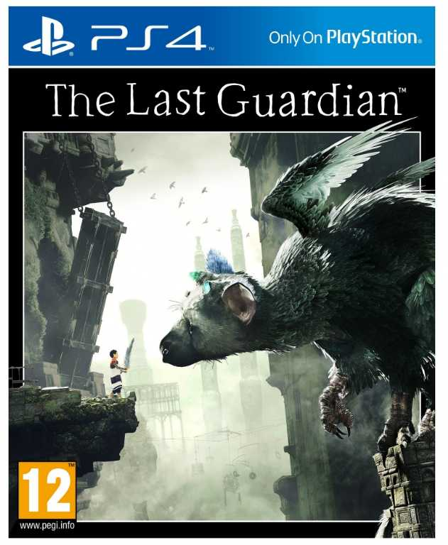 Sony The Last Guardian Gra PS4
