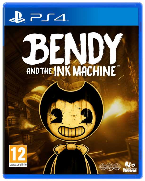 Techland Bendy And The Ink Machine Gra PS4