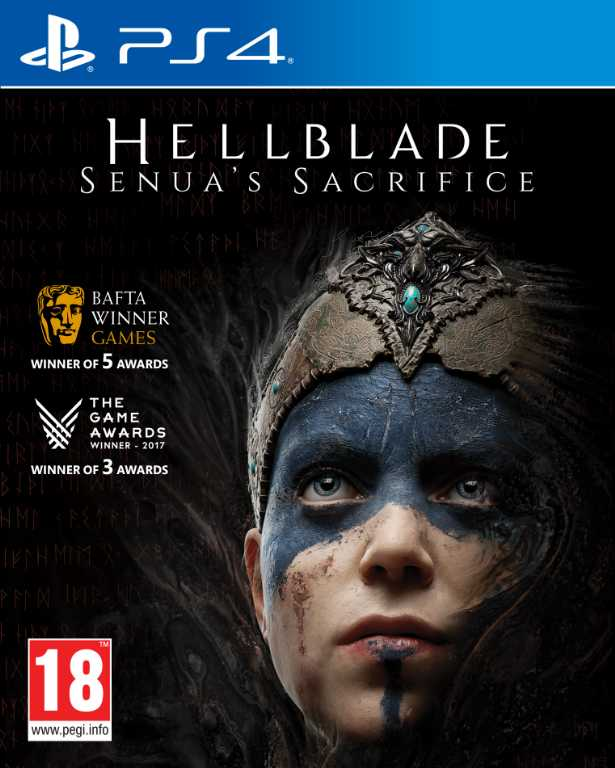 Techland Hellblade: Senua's Sacrifice Gra PS4