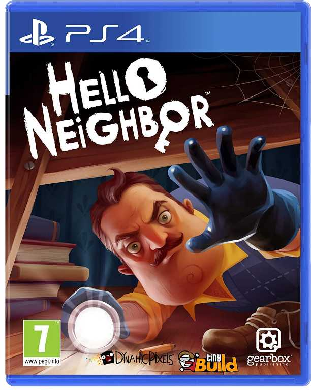 Techland Hello Neighbor Gra PS4