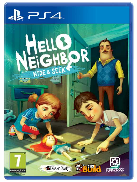 Techland Hello Neighbor: Hide & Seek Gra PS4