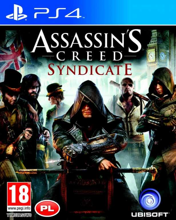 Ubisoft ASSASSINS CREED SYNDICATE Gra PS4