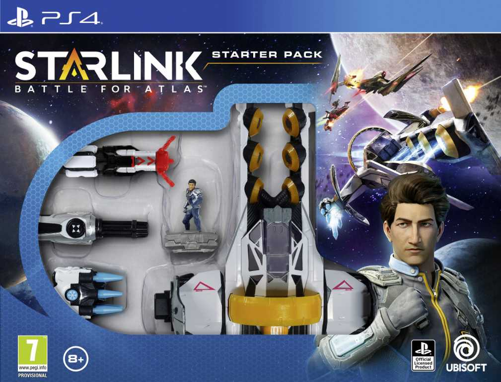 Ubisoft Starlink Gra PS4