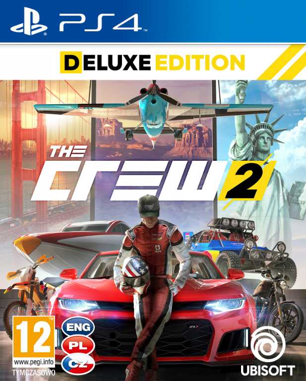 Ubisoft The Crew 2 Gra PS4